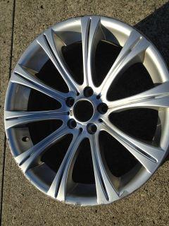 2006 2010 BMW M5 REAR Factory OEM Wheel Rim  Model 59547  Style 166