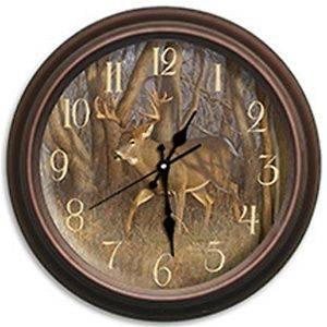 29016 IGNORANCE IS BLISS REFLECTIVE ART CLOCK BY ARTIST HAYDEN