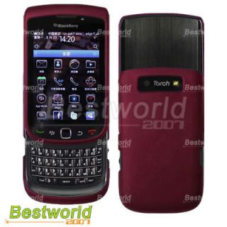 blackberry torch 9800 hard case in Cases, Covers & Skins