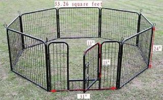 dog exercise pen in Fences & Exercise Pens