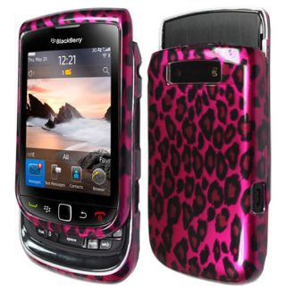 blackberry torch leopard print cases