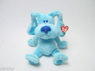 Blues Clues Sitting Large Beanie Babie Stuffed Toy Plush Licensed