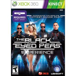 The Black Eyed Peas Experience Xbox 360, 2011
