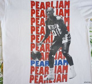 JAM Vintage Concert SHIRT 90s Tour T Pre TEN Mookie Blaylock GRUNGE