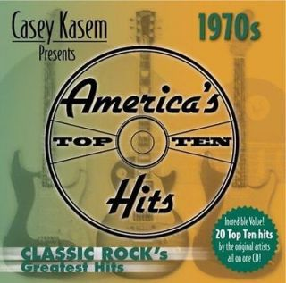 CASEY KASEM PRESENTS AMERICAS TOP TEN   THE 70S CLASSIC ROCKS