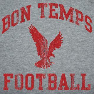 BON TEMPS FOOTBALL true blood fangtasia goth T shirt