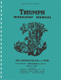 Triumph Bonneville 1968 in Motorcycle Parts
