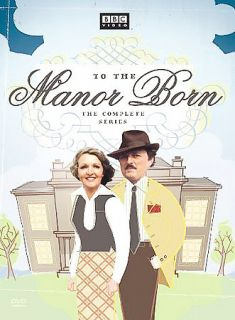 To the Manor Born Gift Set DVD, 2004, 4 Disc Set