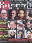 RUDOLPH GIULIANI 1/02 Biography SELA WARD JILL HENNESSY