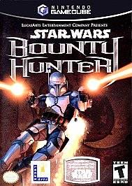 Star Wars Bounty Hunter Nintendo GameCube, 2002