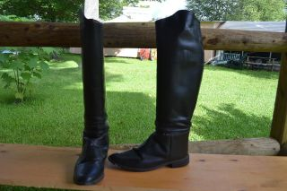 horse riding boots in Clothing,