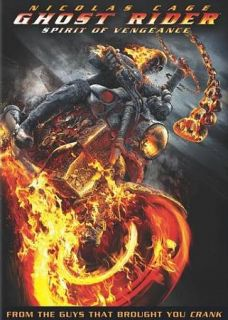 Ghost Rider Spirit of Vengeance DVD, 2012, Includes Digital Copy