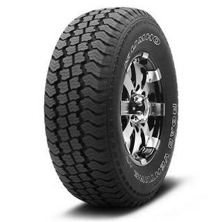 New P265/70R17 Kumho Road Venture AT Tires 2657017 265 70 17 R17