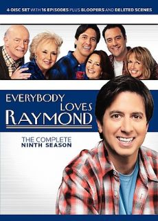 Everybody Loves Raymond   The Complete Ninth Season DVD, 2007, 4 Disc