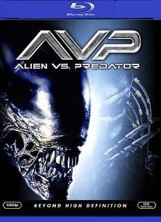 Alien vs. Predator Blu ray Disc, 2007, Canadian