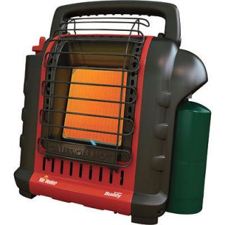 Mr. Heater Buddy Portable Propane Heater 9000 BTU #F232000