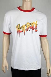 Rowdy Roddy Piper HOT ROD T Shirt HOTROD Shirt Ringer WRESTLING