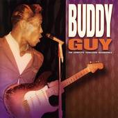 The Complete Vanguard Recordings by Buddy Guy CD, Oct 2000, 3 Discs