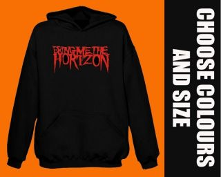 BRING ME THE HORIZON Hoodie BNWT metal rock hoody S   2XL stocking