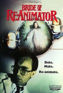 Bride of Re Animator DVD, 2003