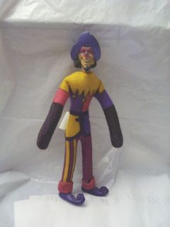 Burger King Pirate Doll (c) Disney VINTAGE