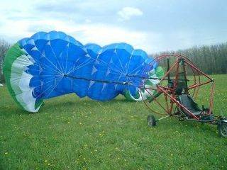 Buckeye Powered Parachute with 503 Rotax Engine