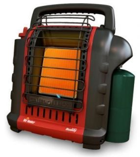 Mr. Heater Portable Buddy Propane Gas Heater MH9BX Indoor Outdoor New