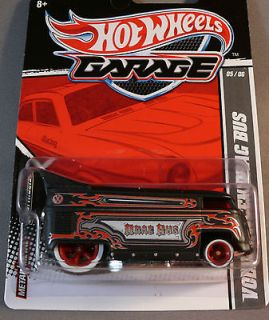 Volkswagen Drag Bus Hot Wheels Garage Series Wal Mart Exclusive 30 Car