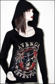 Avenged Sevenfold Punk Rock DIY Light Weight Hoodie Top