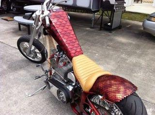 Custom Built Motorcycles  Chopper 2010 Custom Chopper. Rolling