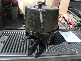 MILITARY SURPLUS COAL/WOOD TENT HEATER   STOVE NEW UNUSED
