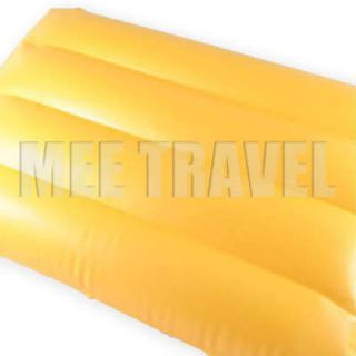 Travel Pillow Inflatable Float Cushion Swimming Beach