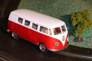 Scalextric VW Camper Van conversion UNIQUE Superb fun