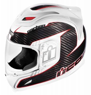 Icon Airframe Carbon Lifeform Full Face Motorcycle Helmet