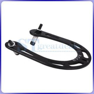 MTB Bicycle Bike Cycling V Brake/Cantilever Brake Booster Black Alloy
