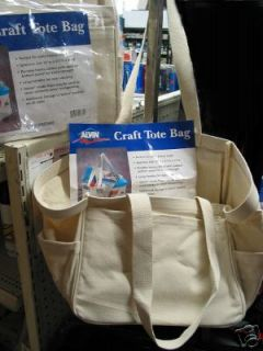 canvas craft tote bags in Crafts