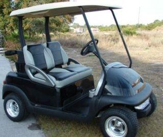 Club Car Precedent Golf Cart Accessory Package w/ Dash