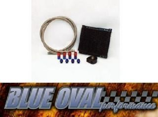 CANTON RACING OIL COOLER KIT 98 02 GM F BODY 22 703