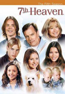7th Heaven   The Complete Fifth Season DVD, 2007, 6 Disc Set