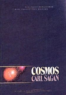 Cosmos   The Complete Collection DVD, 2002, 7 Disc Set