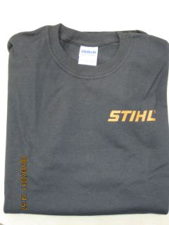 Stihl Chainsaw in Clothing,