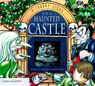 The Haunted Castle A Spooky Story by Stephanie Laslett 1996, Hardcover