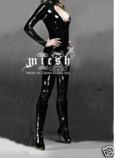 Latex Rubber/Servant​/Costume/Cat​s​uit/party/suit