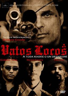 Vatos Locos, DVD, Ricco Chapa, Gabriel Tang Damian Chapa,