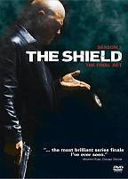 The Shield   Complete Seventh Season The Final Act DVD, 2009, 4 Disc