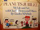 and Art with Charlie Brown by Charles M. Schulz 1975, Hardcover