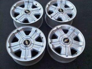 Chevy Silverado 1500 Z71 18 Factory OEM Wheels Rims Tahoe Z 71