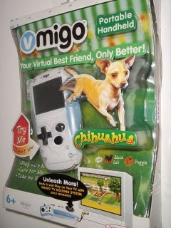 VIRTUAL BEST FRIEND PET DOG TELEVSION GAME CHIHUAHUA