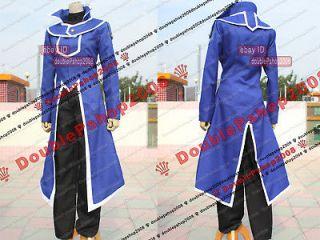 YuGiOh Yu Gi Oh GX Jun Chazz Princeton Cosplay Costume