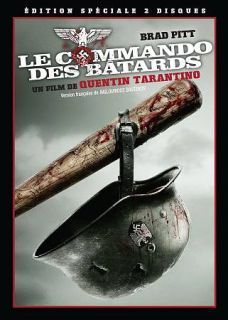 Inglourious Basterds DVD, 2009, Canadian French
